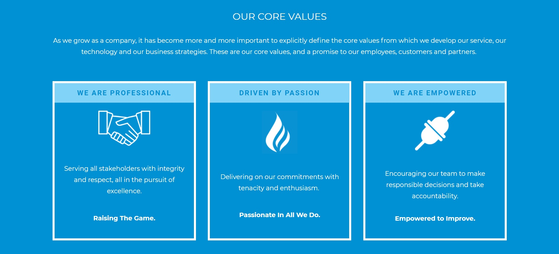 About Us - Horizons Visions